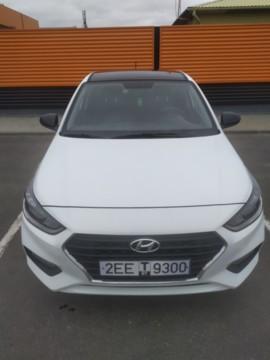 Hyundai Solaris II, 2019г.