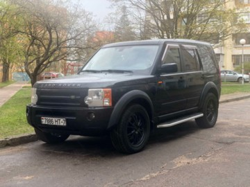 Land Rover Discovery III, 2007г.