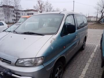 Hyundai H-1(Starex) I, 1998г.