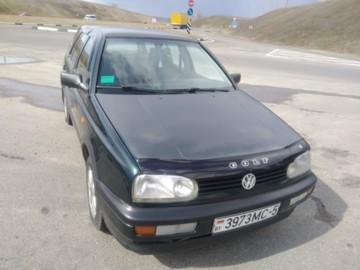 Volkswagen Golf III, 1997 г.