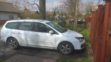 Ford Focus II, 2006г.