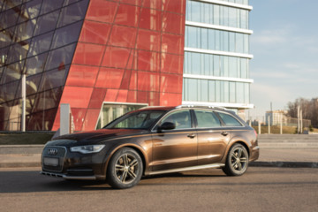 Audi A6 Allroad C7, 2012г.