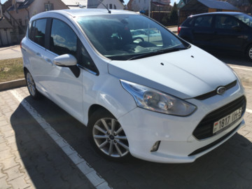 Ford B-MAX, 2016г.