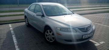 Mazda 6 I, 2005 г.