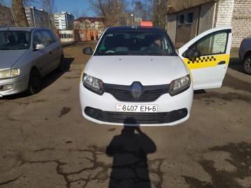 Renault Logan II, 2018 г.