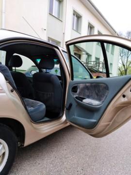 Renault Megane I, 1997г.