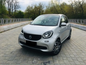 Smart Forfour II, 2015г.