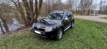 Dacia Duster I, 2011 г.