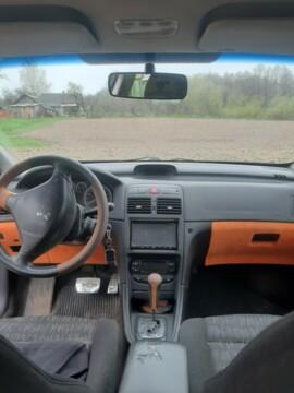 Peugeot 307 I, 2002г.