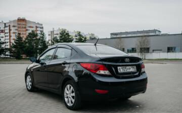 Hyundai Solaris I, 2012 г.