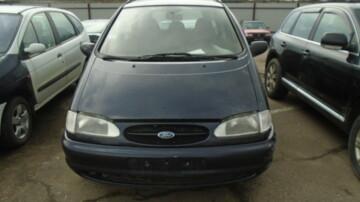 Ford Galaxy I, 5 мест, 1997 г.