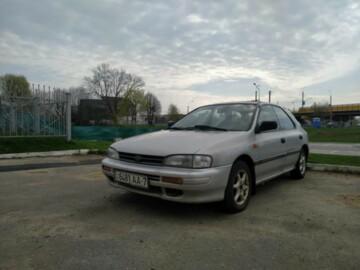Subaru Impreza I, 1995 г.