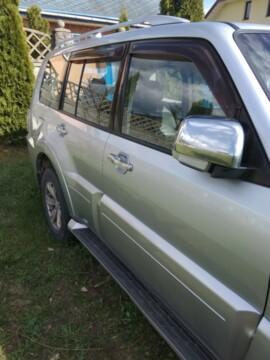 Mitsubishi Pajero IV, 7 мест, 2008 г.