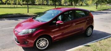 Ford Fiesta VI, 2009 г.