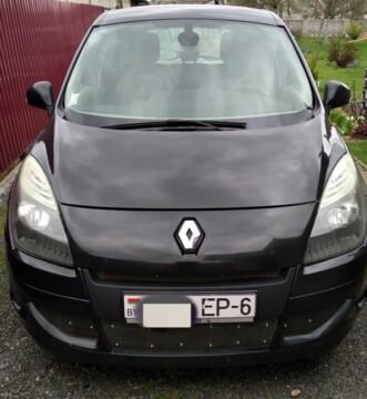 Renault Scenic III, 2010г.