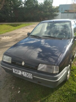 Renault 19 I, 1991г.