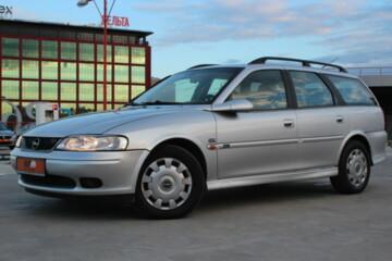 Opel Vectra B · Рестайлинг, 1999г.
