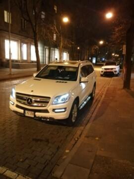 Mercedes-Benz GL-Класс X166, 7мест, 2015г.