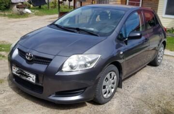 Toyota Auris I (E150), 2008 г.