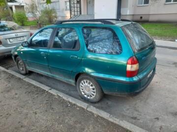 Fiat Palio I, 1999г.