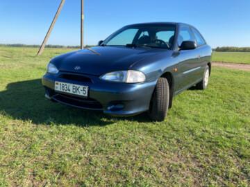 Hyundai Accent X3, 1998 г.