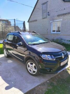 Renault Sandero II, 2018г.