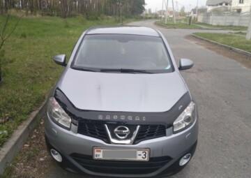 Nissan Qashqai I · Рестайлинг, 2011 г.