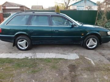 Audi A6 C4, 1996г.