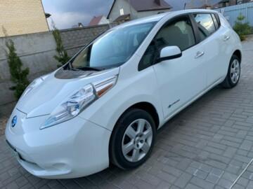 Nissan Leaf I, 2013г.