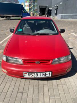 Kia Sephia I · Рестайлинг, 1997г.