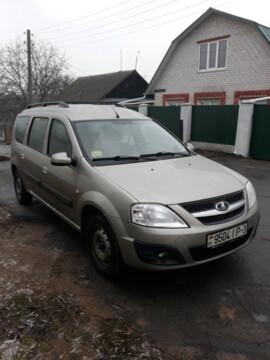 Lada (ВАЗ) Largus, 7мест, 2018г.