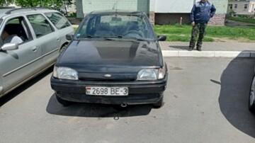 Ford Fiesta III, 1995г.