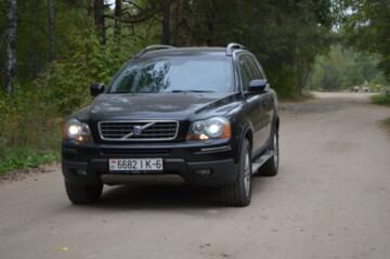 Volvo XC90 I · Рестайлинг, 5 мест, 2007 г.