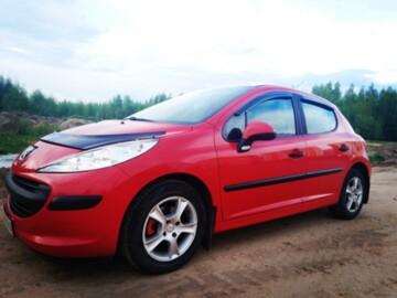 Peugeot 207 I, 2008г.