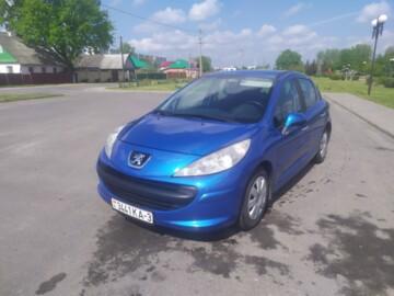 Peugeot 207 I, 2006г.