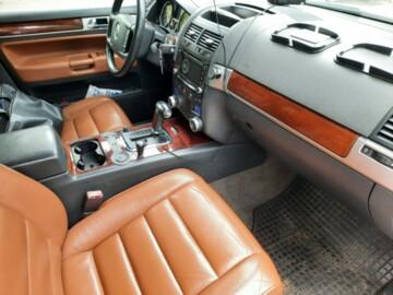 Volkswagen Touareg I, 2004г.