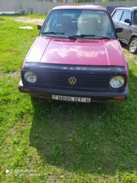 Volkswagen Golf II, 1984г.