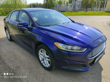 Ford Fusion USA II, 2013г.