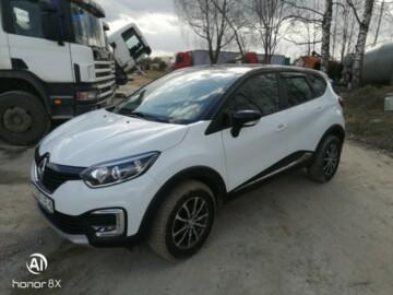Renault Kaptur, 2018 г.