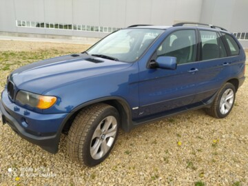 BMW X5 E53, 2003г.