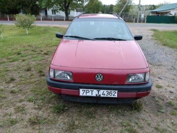 Volkswagen Passat B3, 1992г.