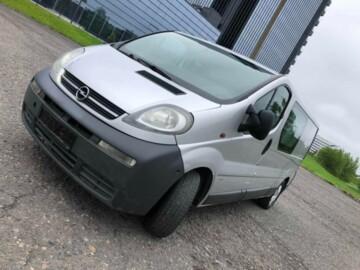 Opel Vivaro I, 2002г.