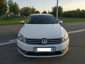 Volkswagen Passat B7, 2013г.