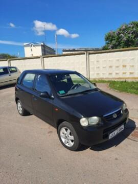 Suzuki Alto V, 2002г.