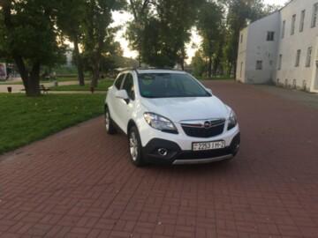Opel Mokka I, 2015г.