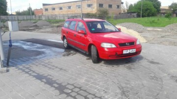 Opel Astra G, 2001 г.
