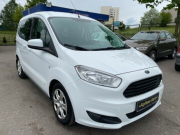 Ford Tourneo Courier, 2016г.
