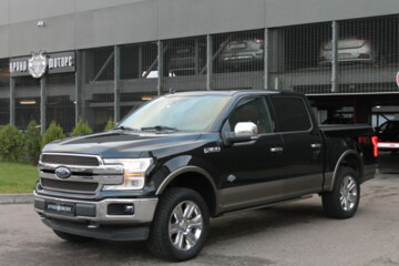 Ford F-150 XIII, 2017г.