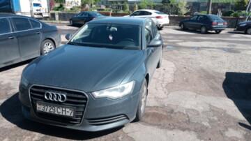 Audi A6 C7, 2014г.