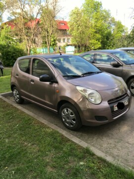 Suzuki Alto VII, 2010г.